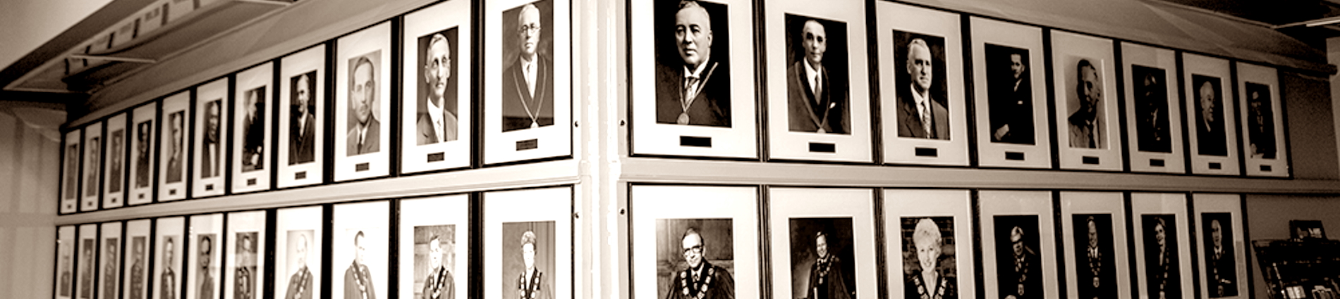 Past Mayors of Belleville