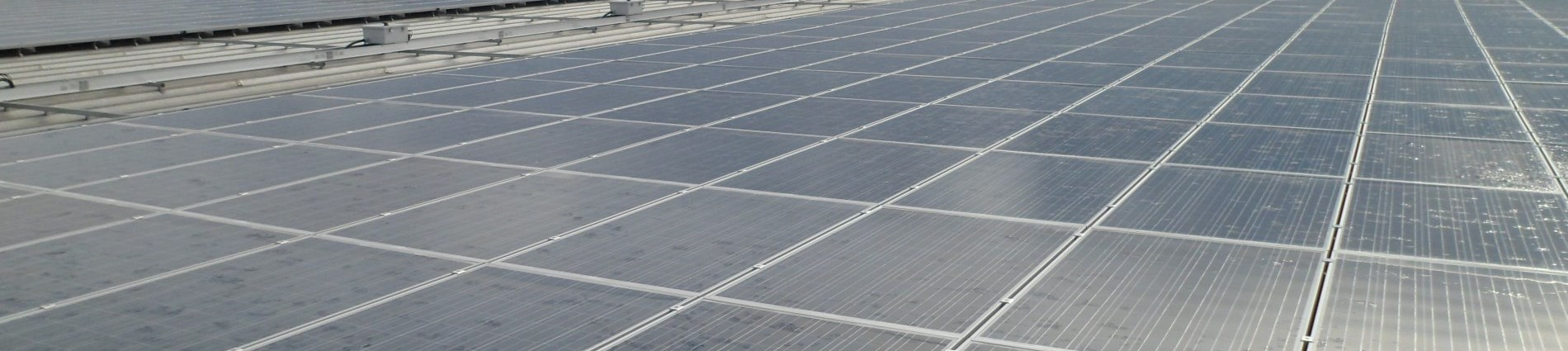 QSWC Rooftop Solar Array Flat Mount