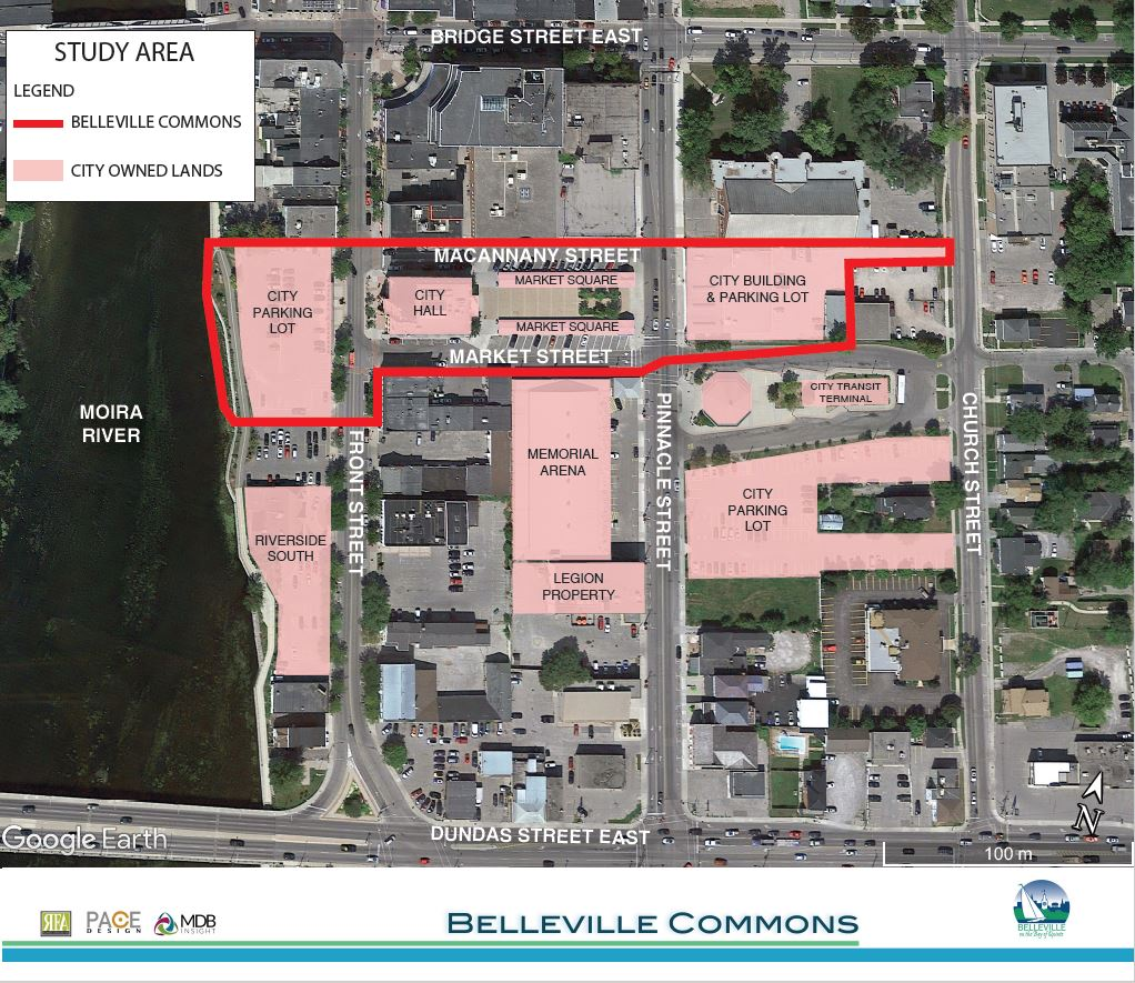 1f13a524320 ... in addition to possible redevelopment opportunities for other City  owned properties around City Hall located along Belleville's riverfront.